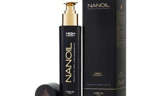 Nanoil vlasový olej